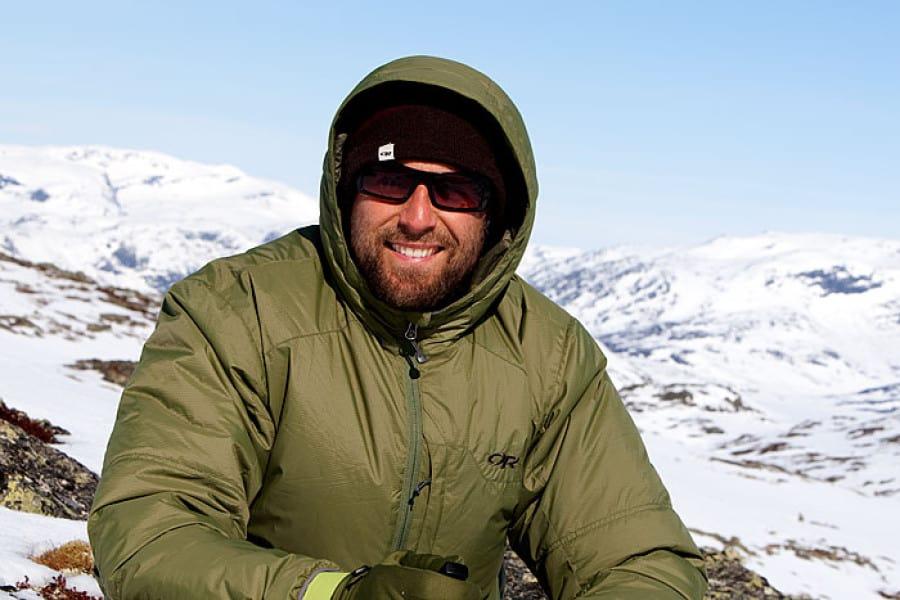 Fotoprofil – Nils-Erik Bjørholt
