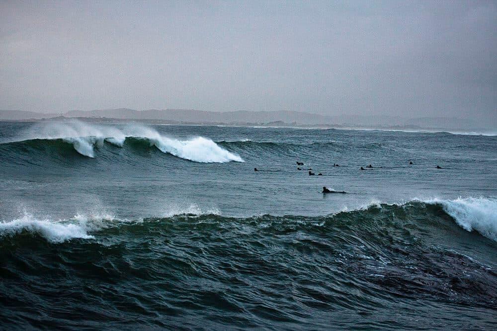 Når swellet er for bra til å bli tatt bilder av