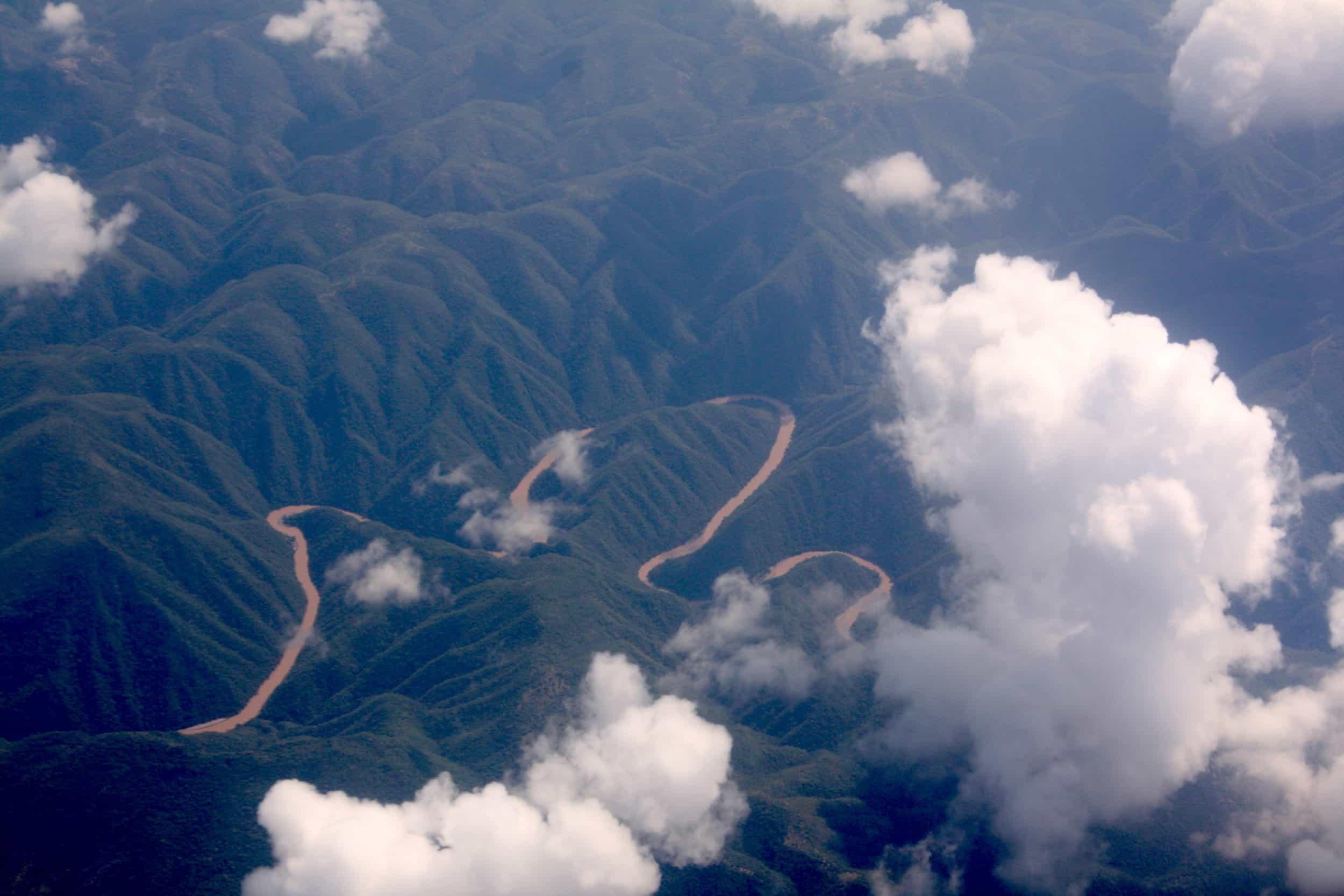 Mexicobloggen dag 1 – Reisen til Puerto Escondido