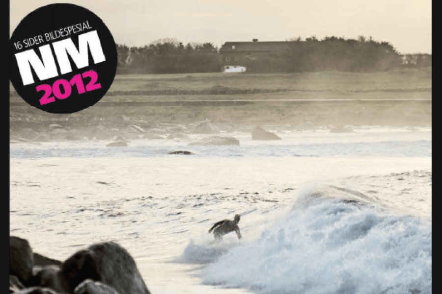 Slippfest for SurfNorge #6