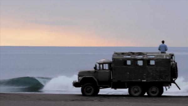 Russlands ukjente kyst Kamchatka