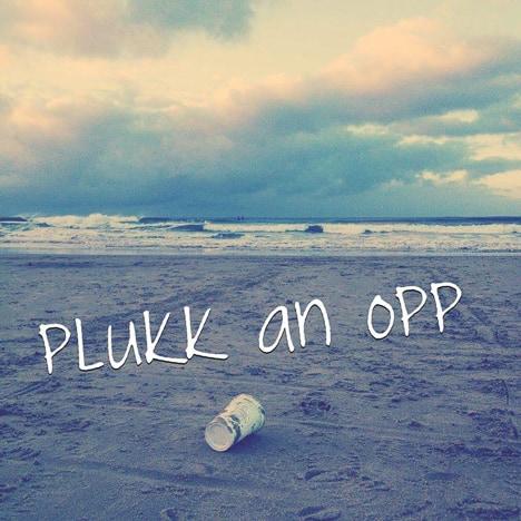 Plukk an opp surfrider