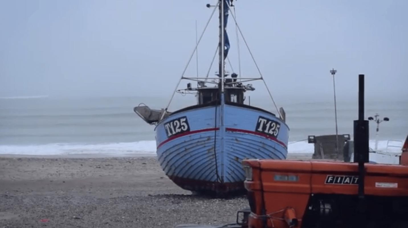 surfe klipp «På kanten av Danmark»