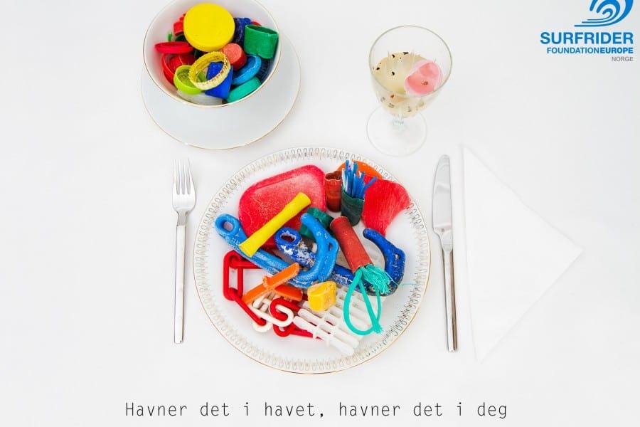 #plukkanopp med Surfrider Foundation Norge