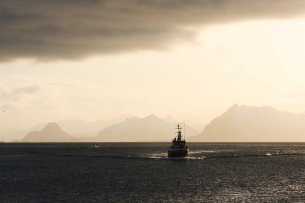 I Lofoten har kultur og fiske utviklet seg bærekraftig i samspill med de naturgitte forholdene gjennom mer enn 1000 år. Foto: Henning Fjeldheim