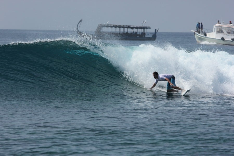 MENA, the Last Surfing Frontier?