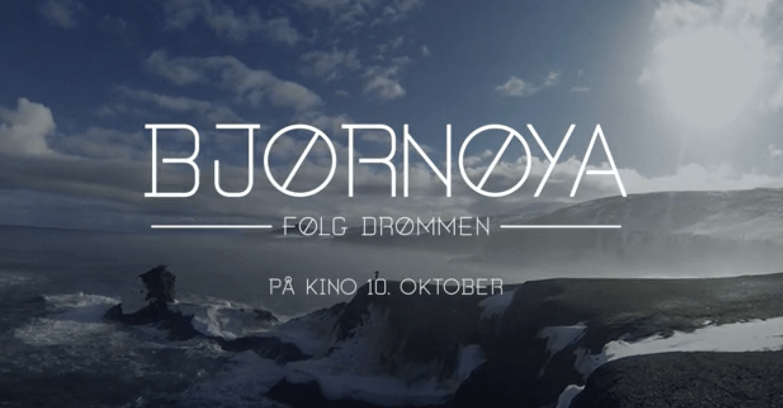 Bjørnøya trailer! Endelig er den her