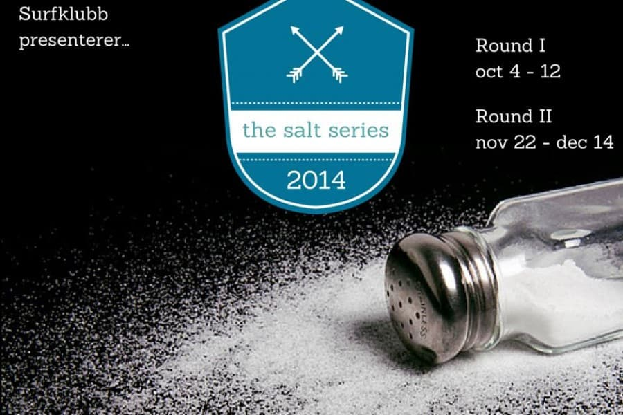 Salt Series 2014 – Surfekonkurranse på Saltstein!