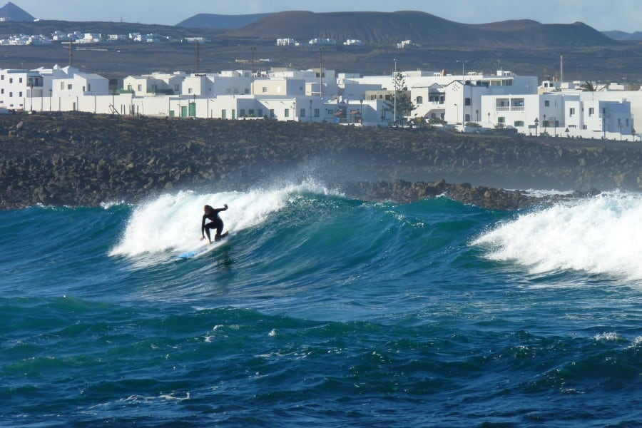 Wavesisters Lanzarote – Enden av reisen