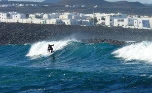 Surf vest for Famara