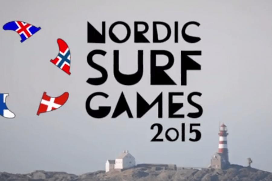 Nordic Surf Games- filmen +