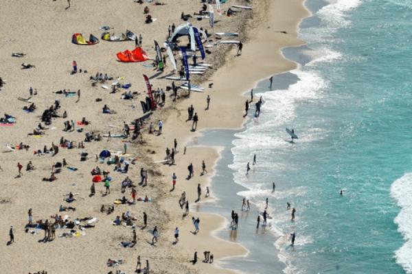 Lydbølger: Sommerens surffest er snart klar