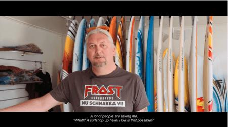 Verdens nordligste surfesjappe