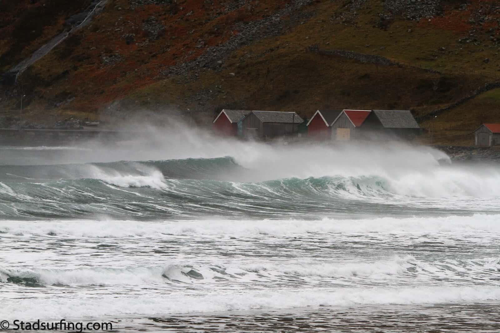 Swell etter swell etter swell