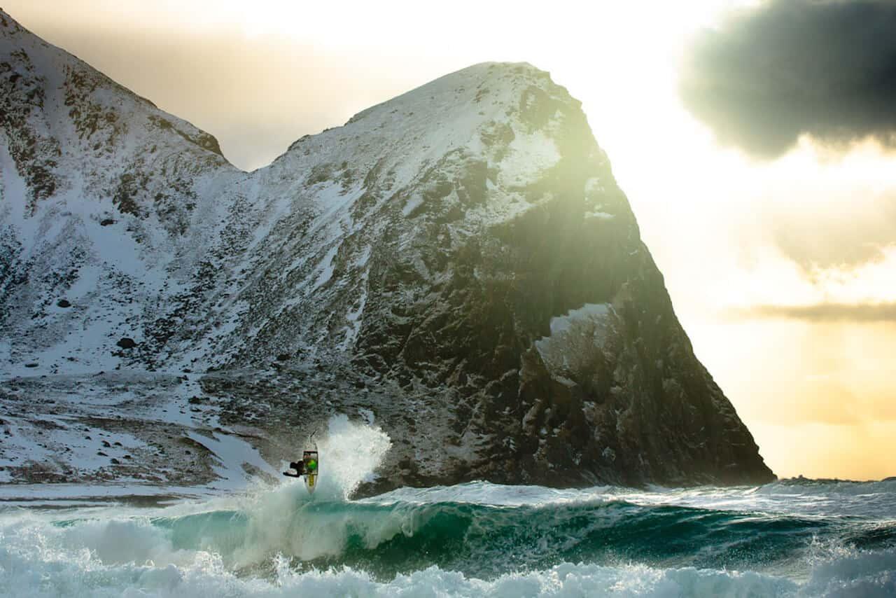 Chris Burkard – brennheite bilder fra det iskalde nord