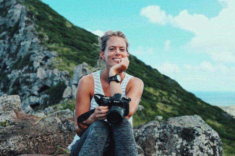 Værpodden – Surfing og bølger med Kristine Tofte