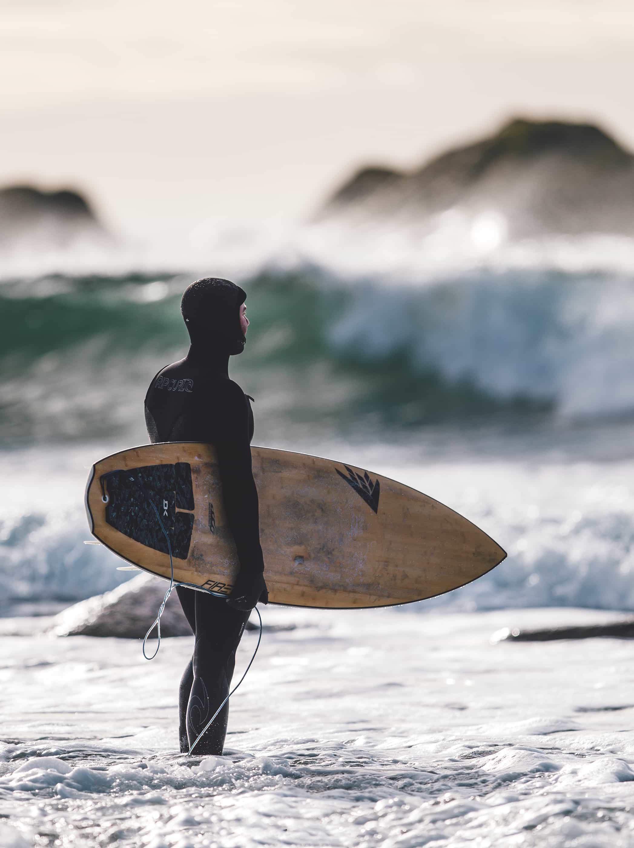 John-Andre Moldestad - 23.02.2017 - Saltstein surfespot - Helt nydelige forhold for en fotograf