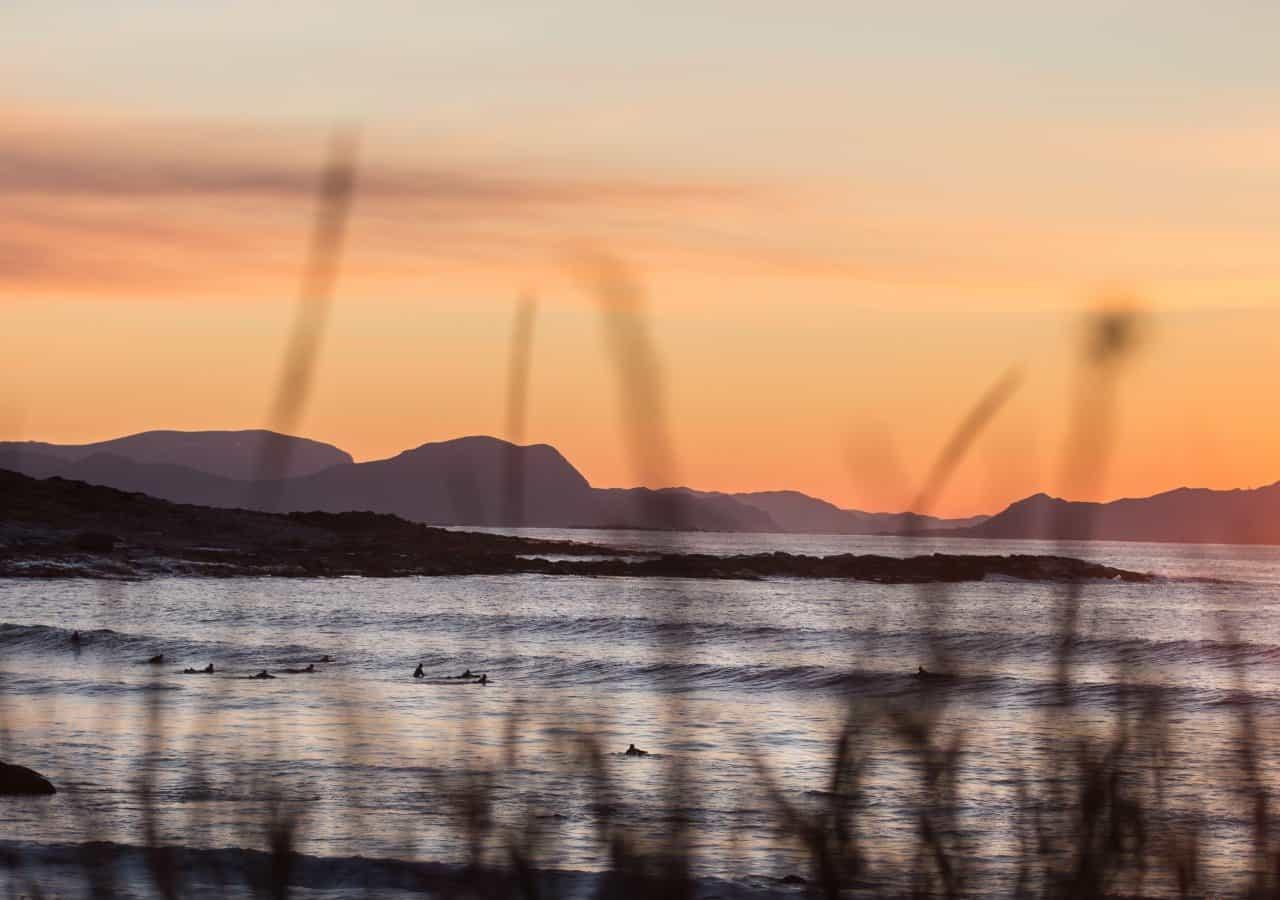 9 og 10 Januar, Sunnmøre/Vestlandet