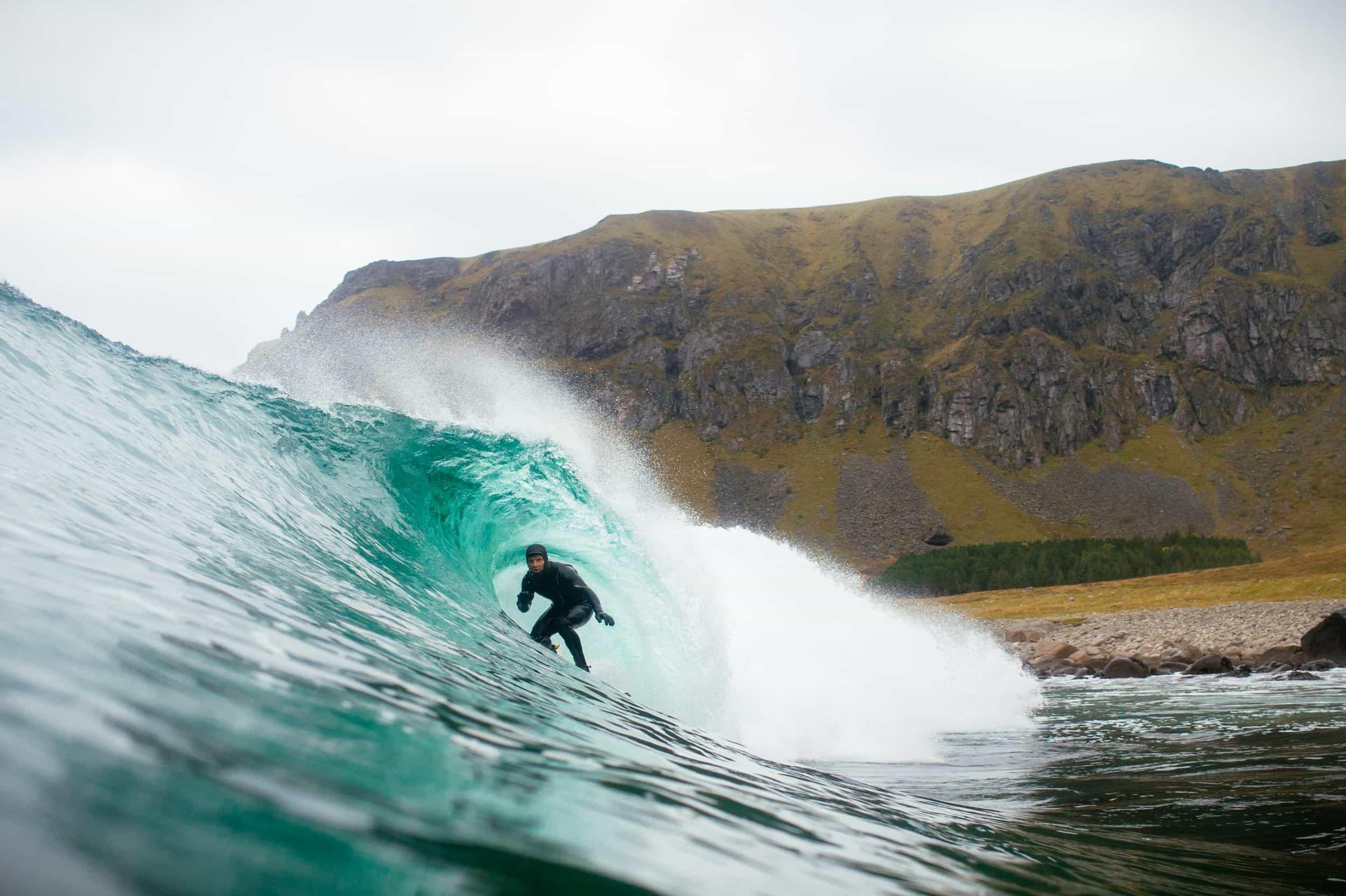 Hva er et bra surfebilde?