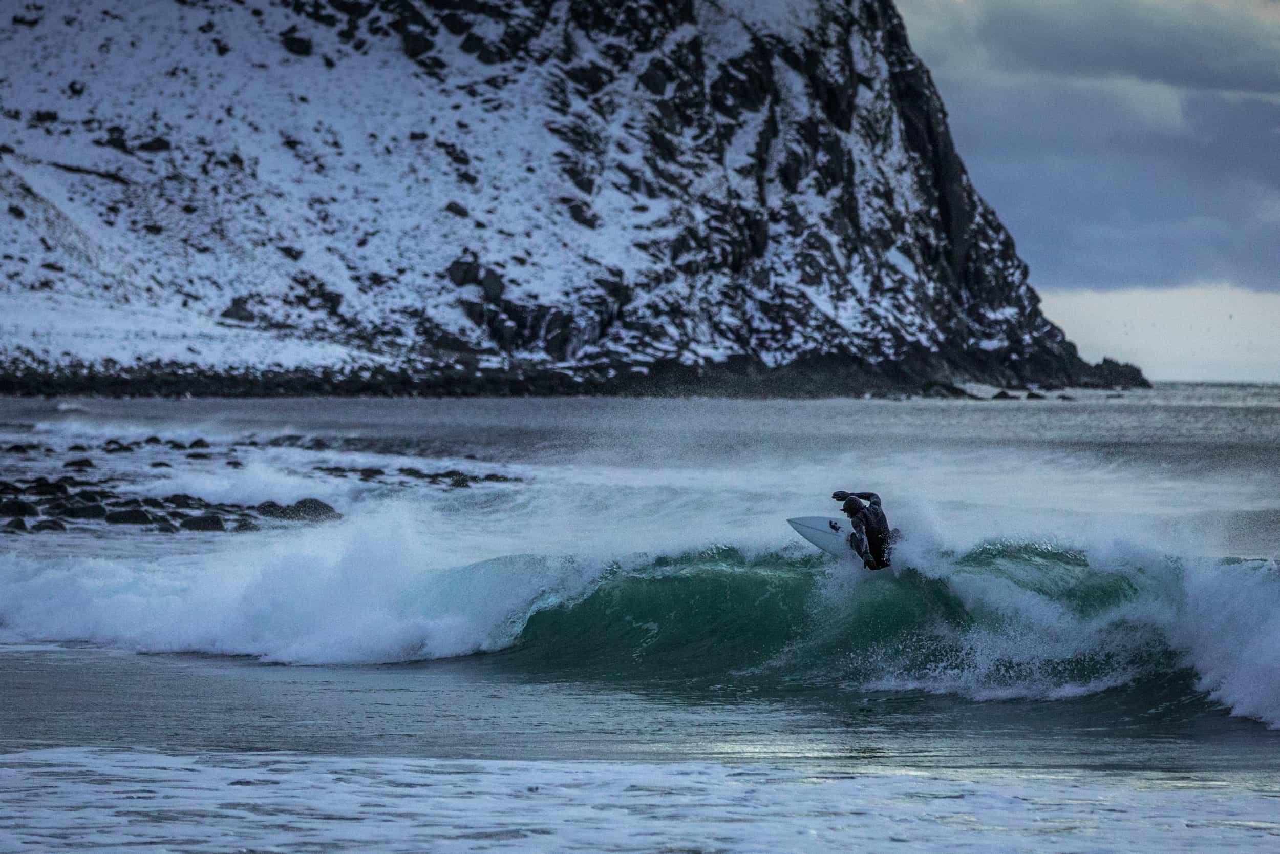 Luca Guichard surfer Unstad