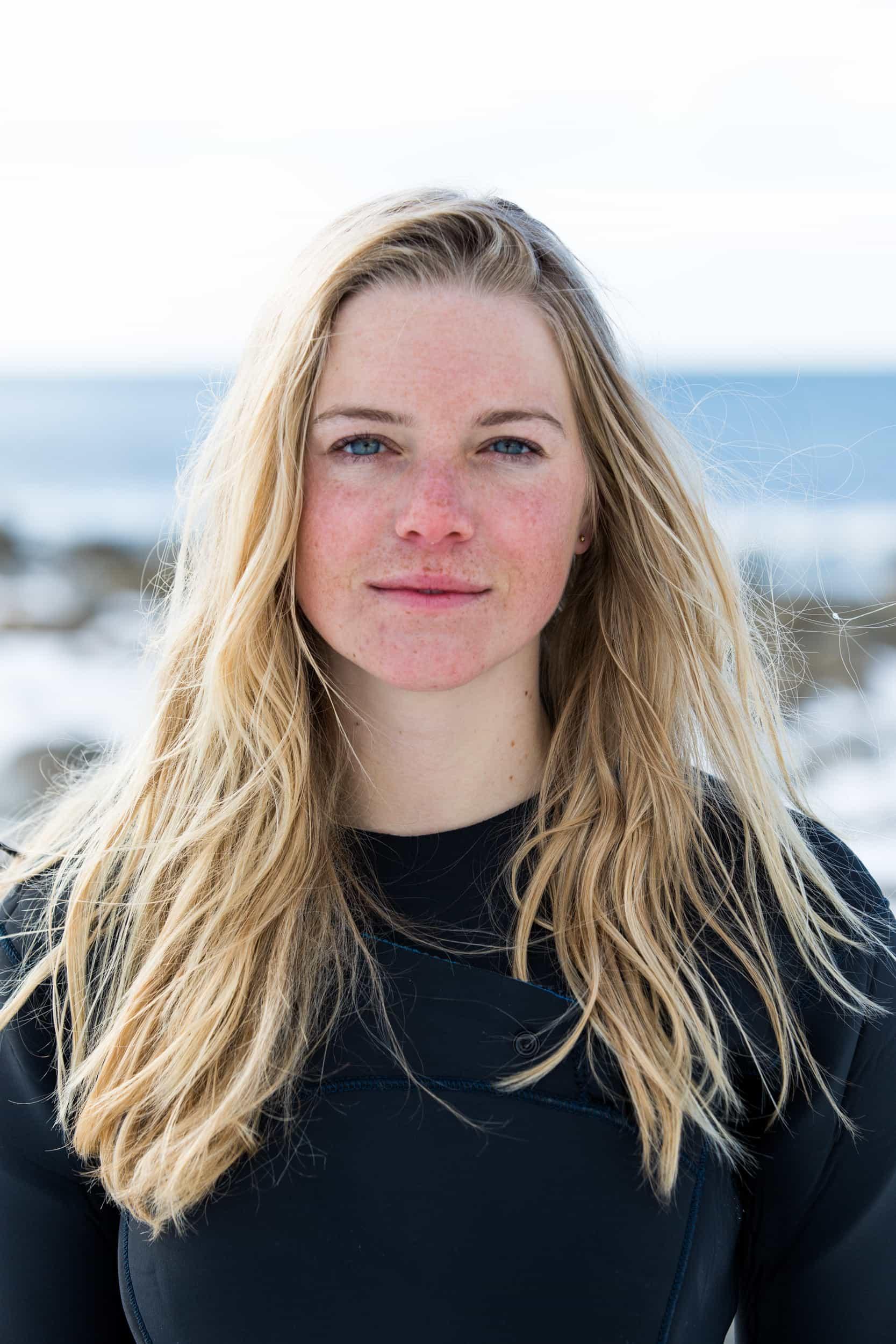 Kajsa Larsson. Norrøna ambassadør.