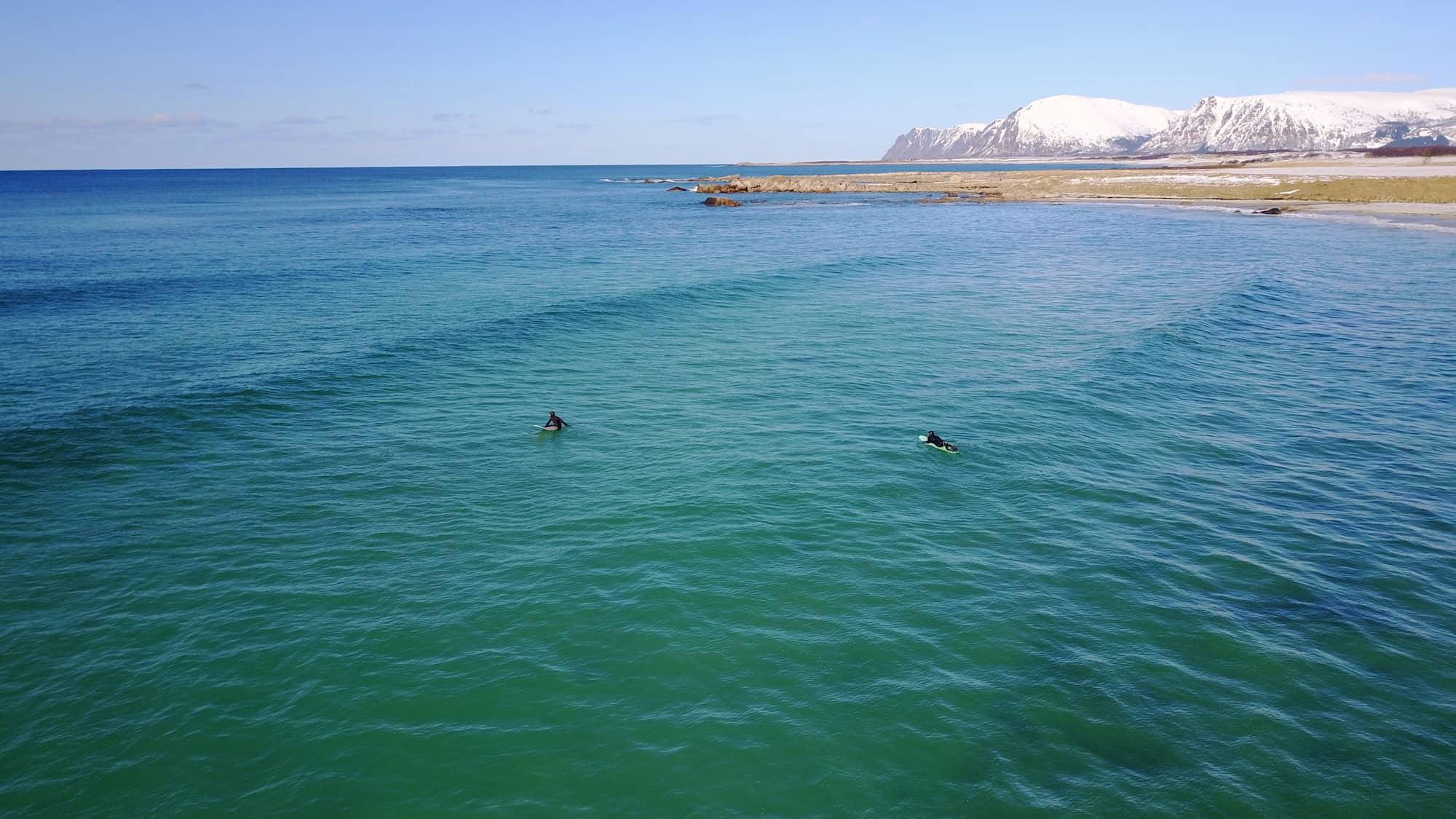 Havet som pasient