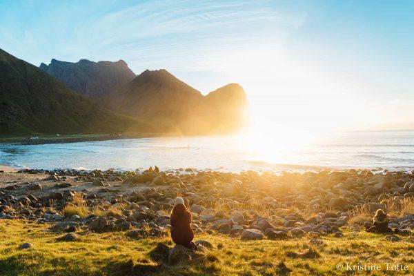 Fra Hawaii til Bjørnøya med Kristine Tofte