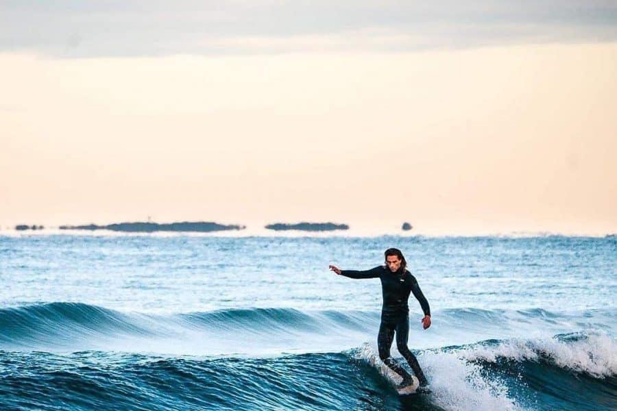 Longboard surf med Love Berggren – Edit Mats Kahlström