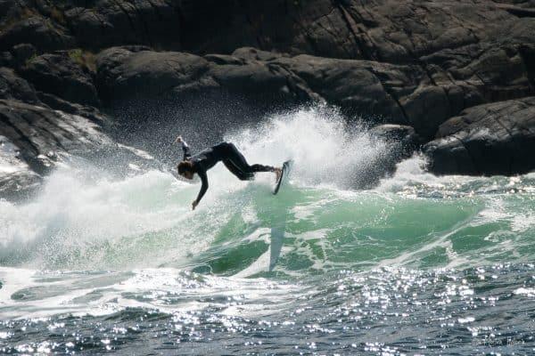 Saltstein – Sommer og surf på østlandet