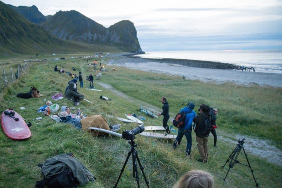 Spekkhoggere & Surf – Lofoten Masters 2017