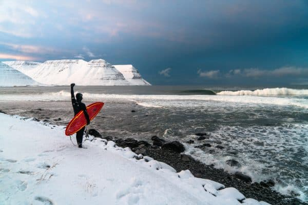 Brain freeze med Chris Burkard
