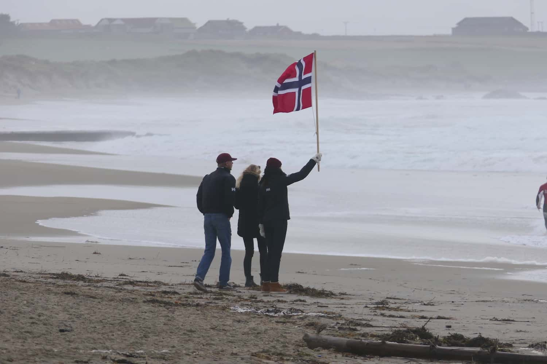 Fra EM på Jæren. Foto: Sigve Brochmann Rasmussen.