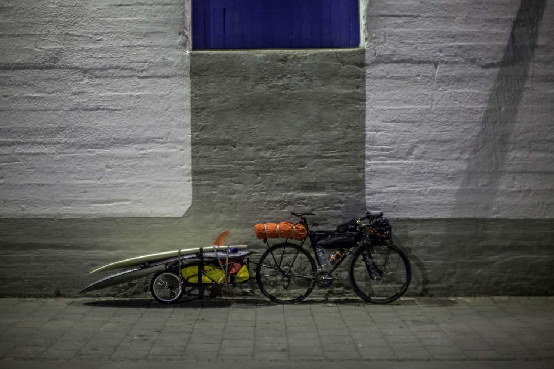 Fullpakket sykkel