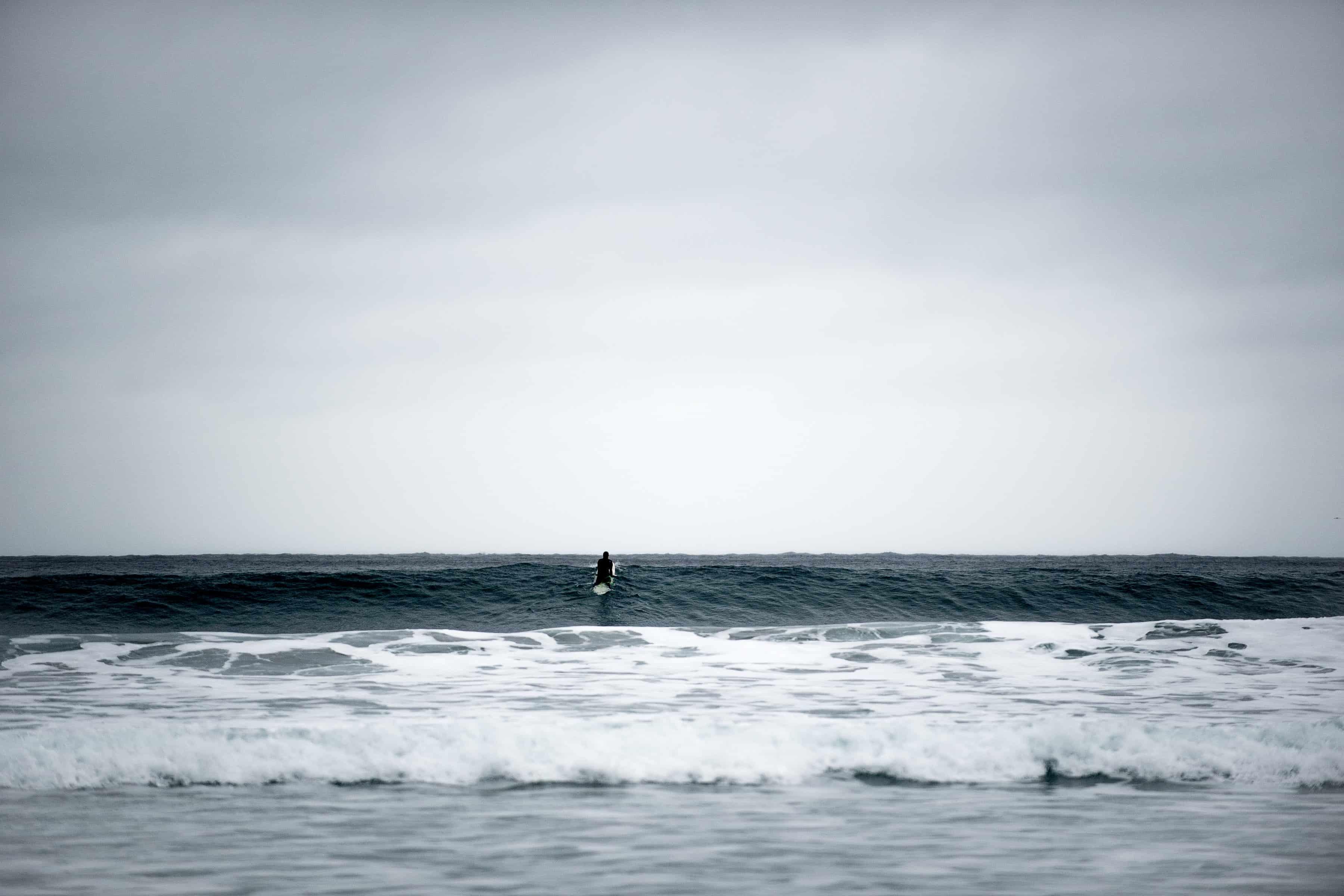 Surfing Hoddevik
