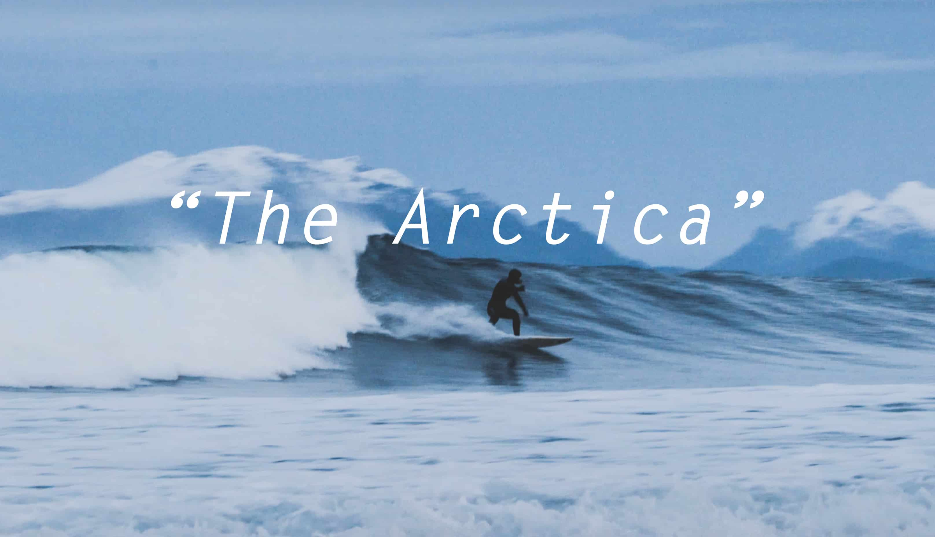 The Arctica med Maria Petersson