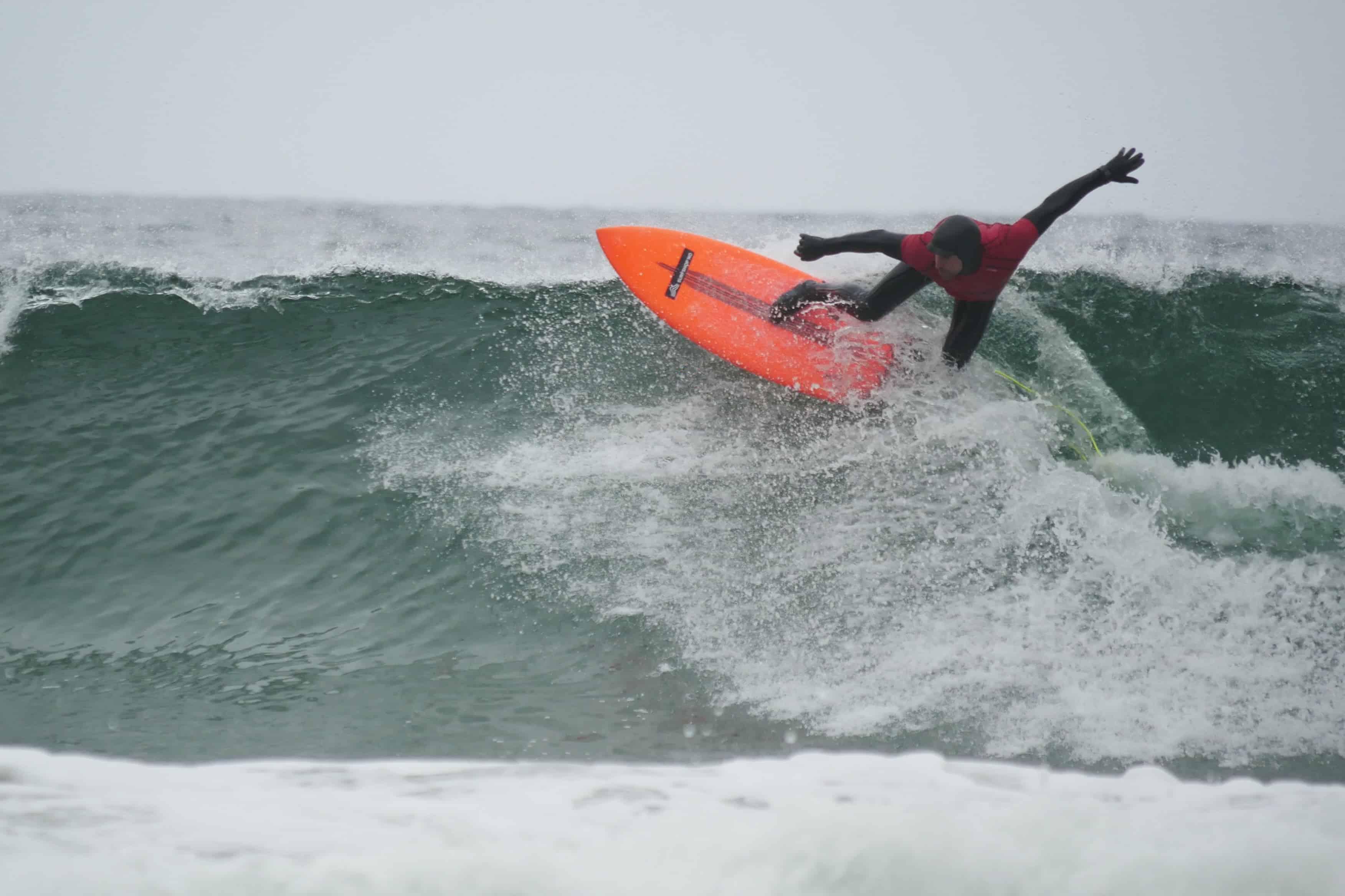 Xwave og Norgescup runde 2 i Ervik