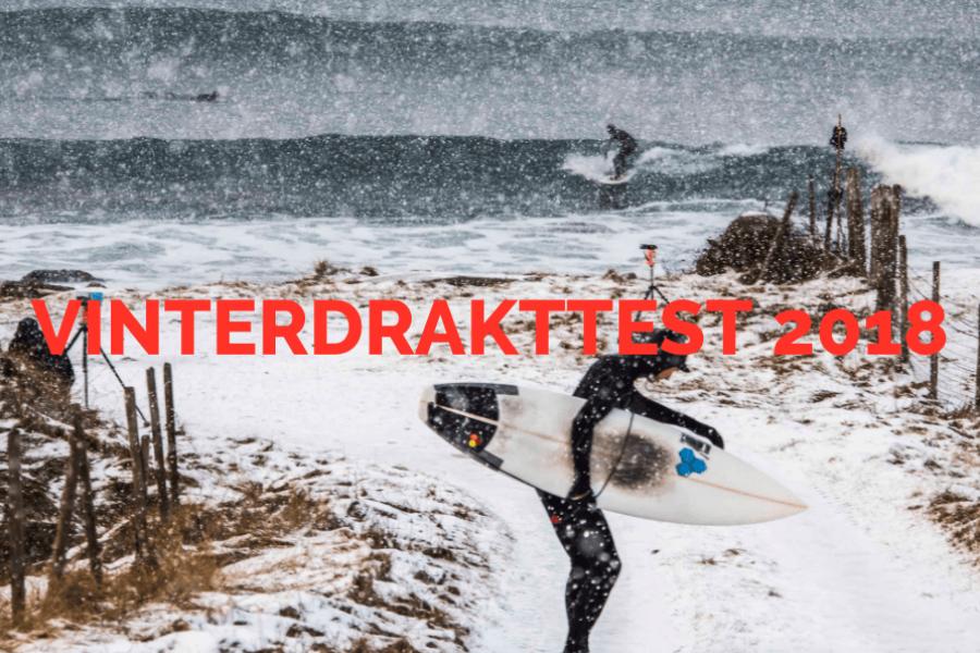 Test av årets vinterdrakter 2018