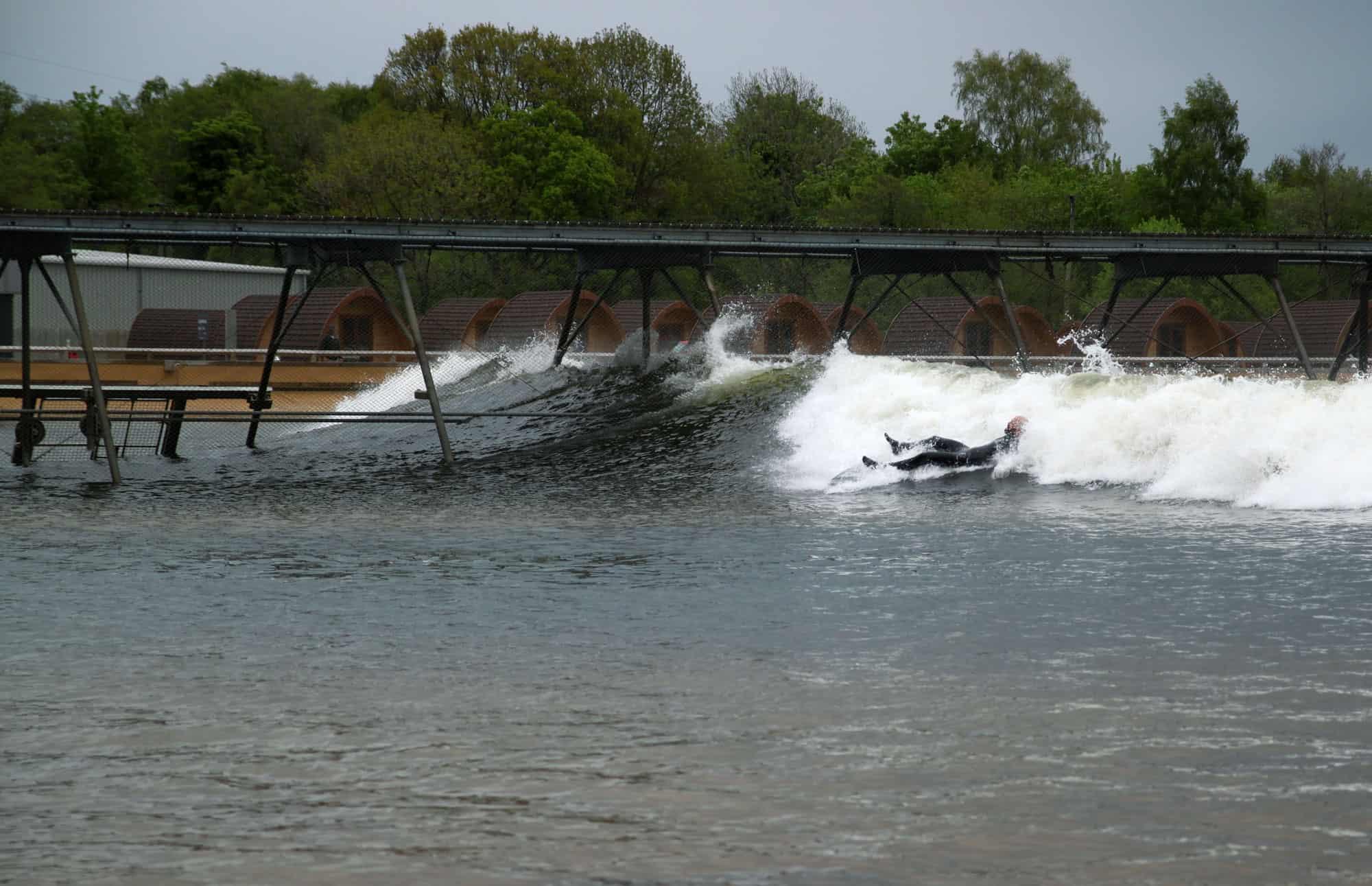 Assplant, ikke alle bølger surfes som de skal