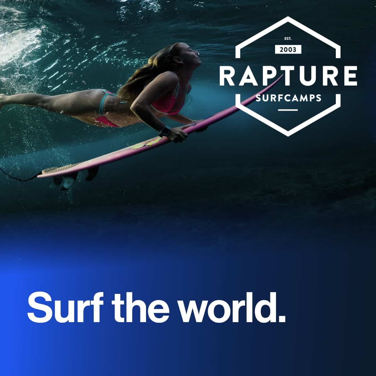 Rapture Surfcamps