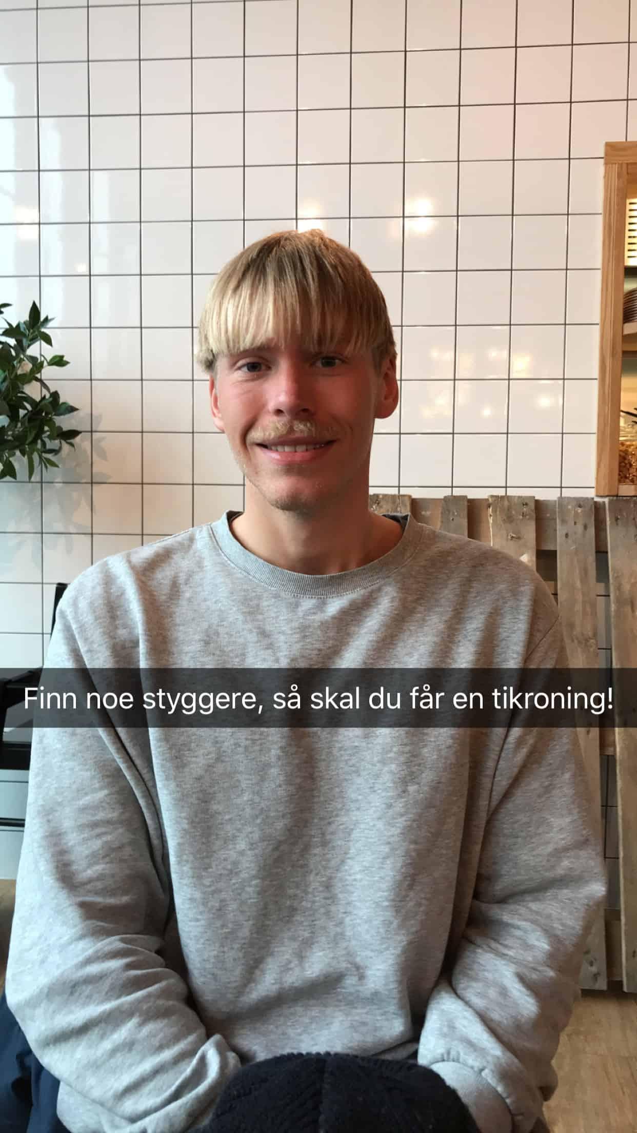 Markus Karlsen ala bollesveis