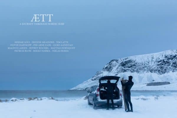 ÆTT – A journey through nordic surf