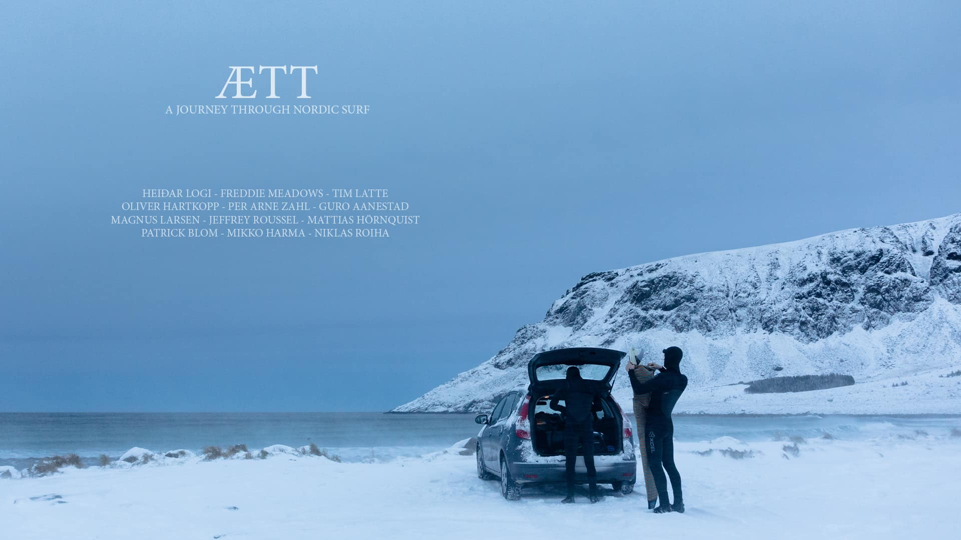 Aett - A journey through nordic surf