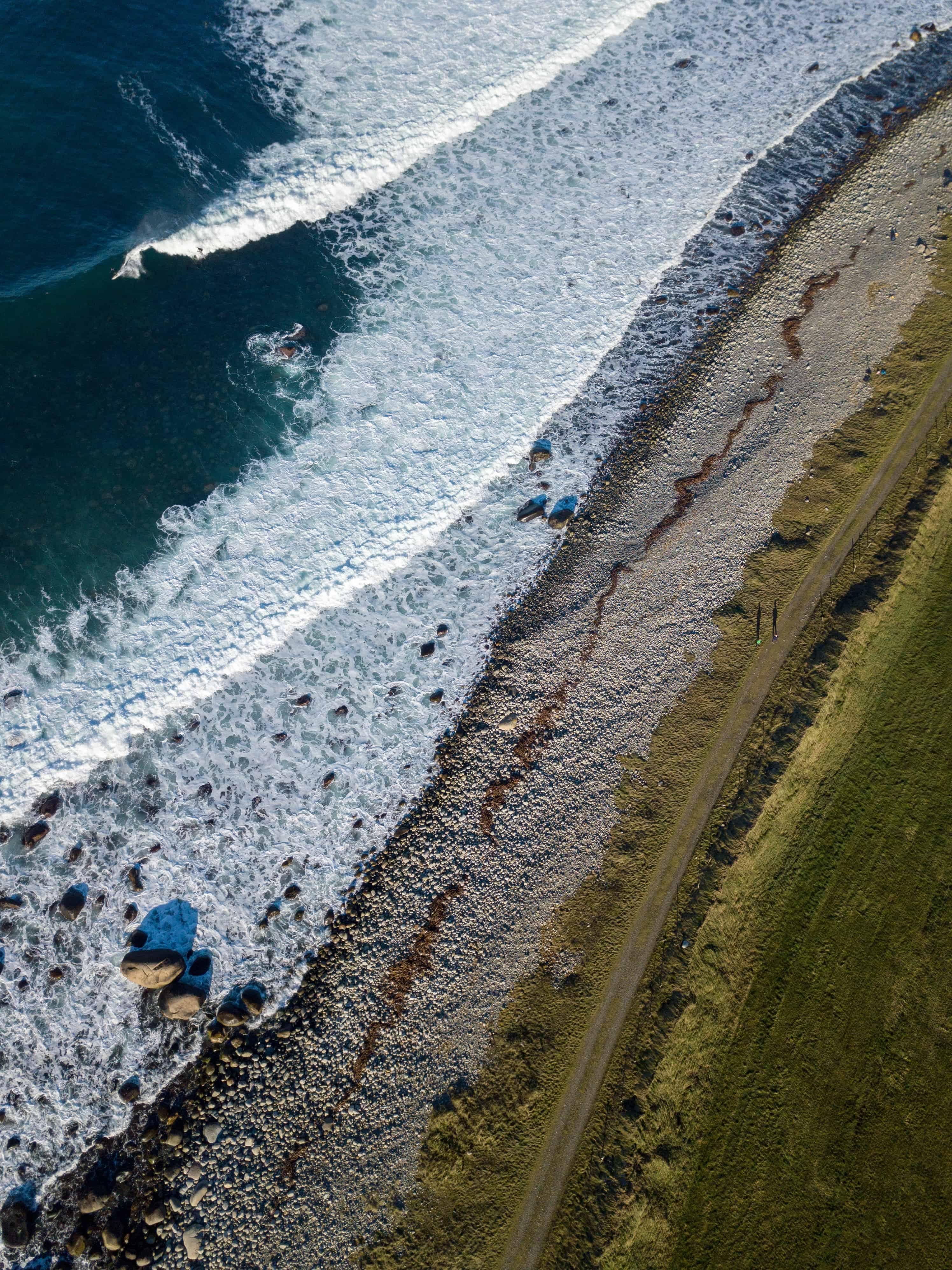 Surf fra oven - Foto Ivar Vasstveit