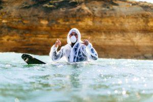 Australsk partileder surfer mot Equinors planlagte oljeboring i Australbukta
