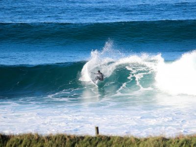Jærmania swellmania – Da alle surfe spotsa på jæren fyrte av