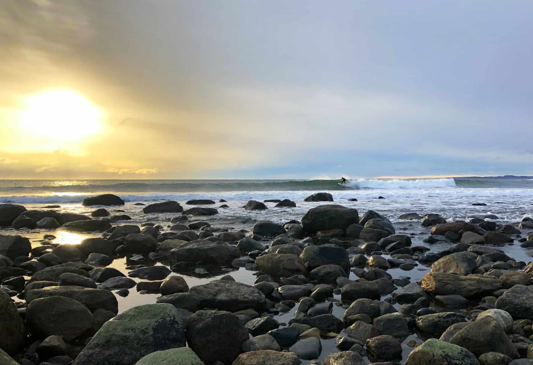 Vintersol - Foto: SurfNorge/Morten