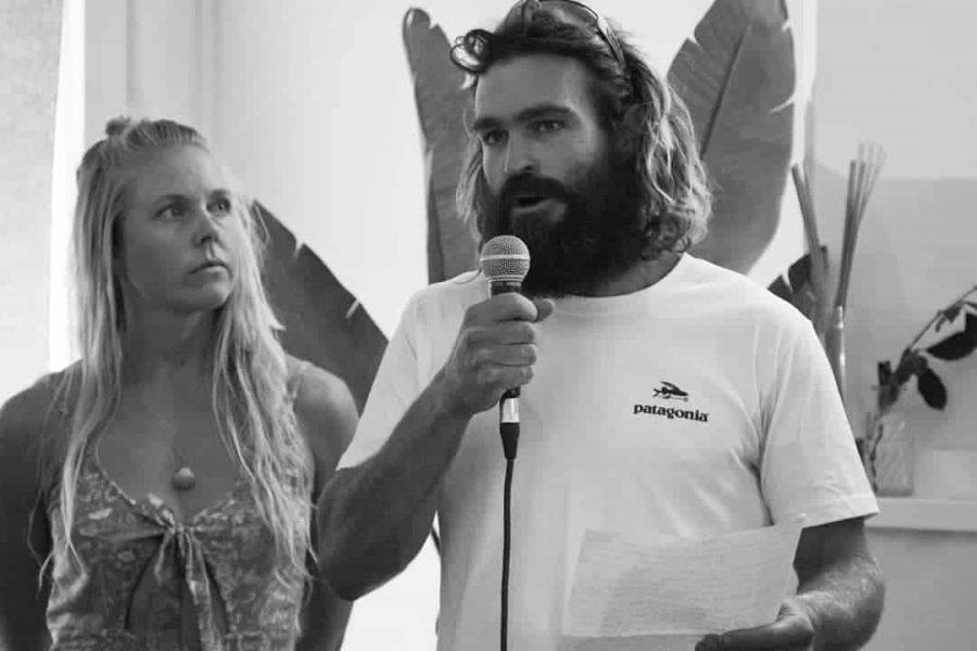 Heath Joske om bølger og norsk olje før Unstad Arctic Surf Film Festival