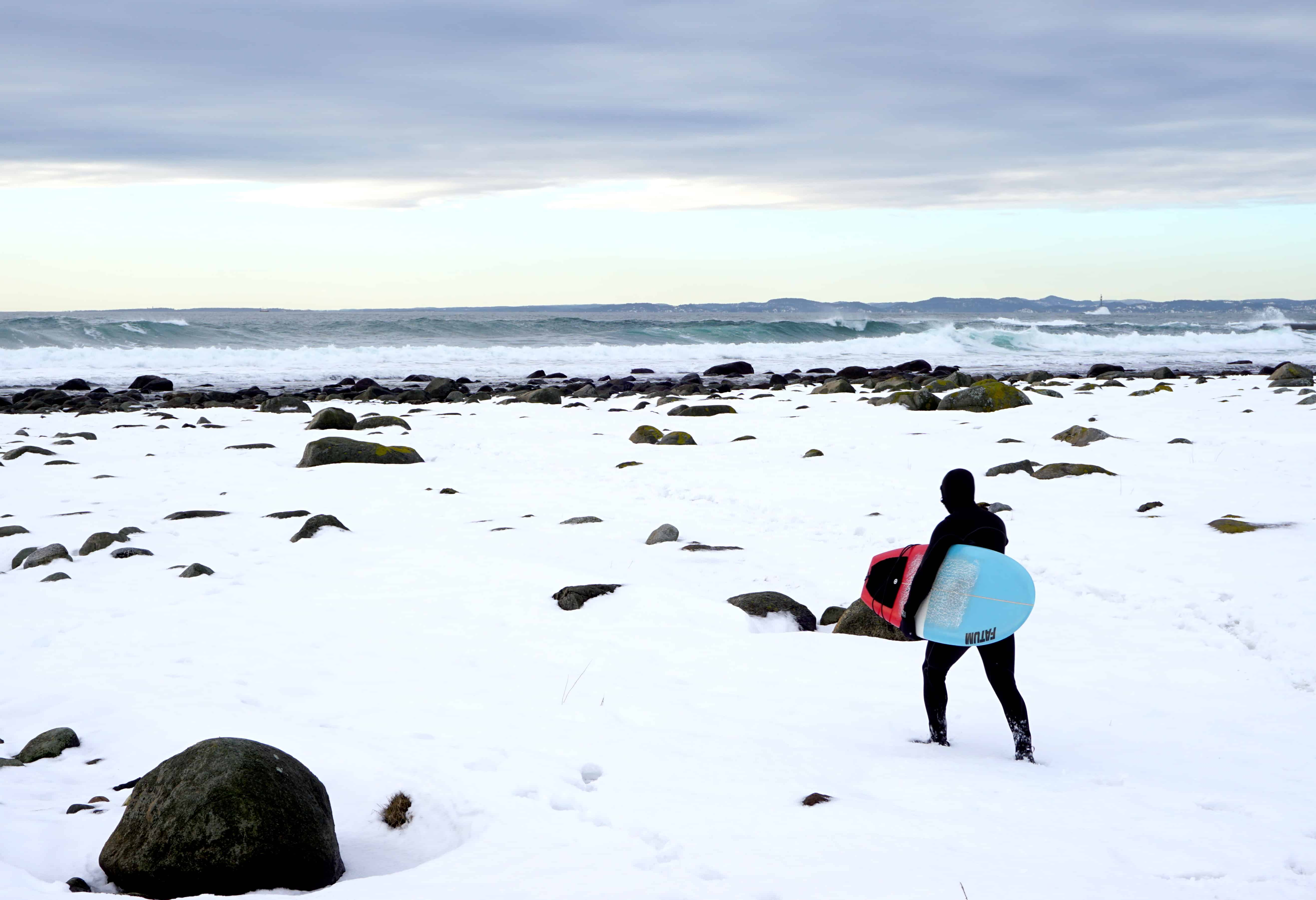 SurfNorge Vintervåtdrakttest 2019