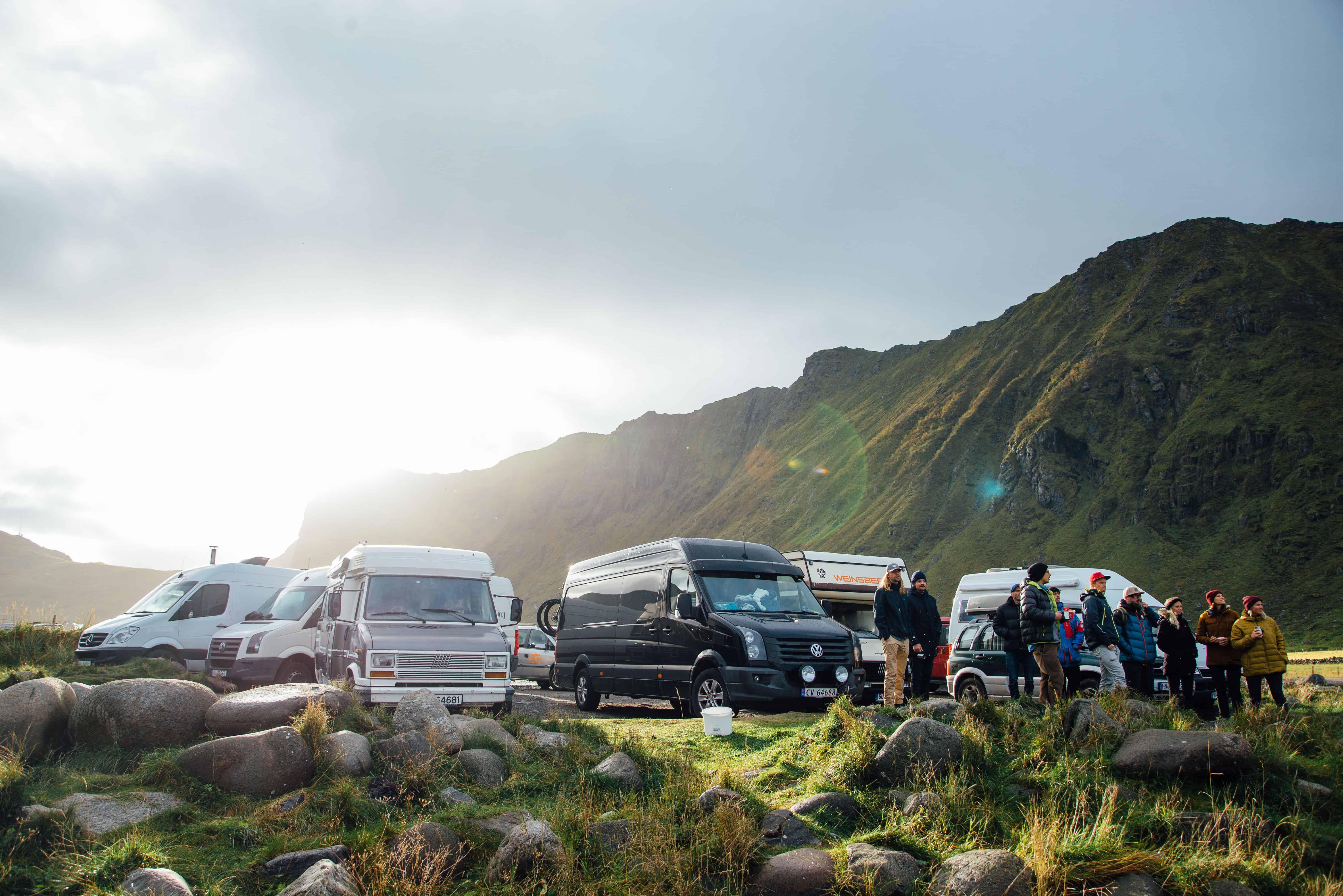 Alltid mange tilreisende på norgescupen