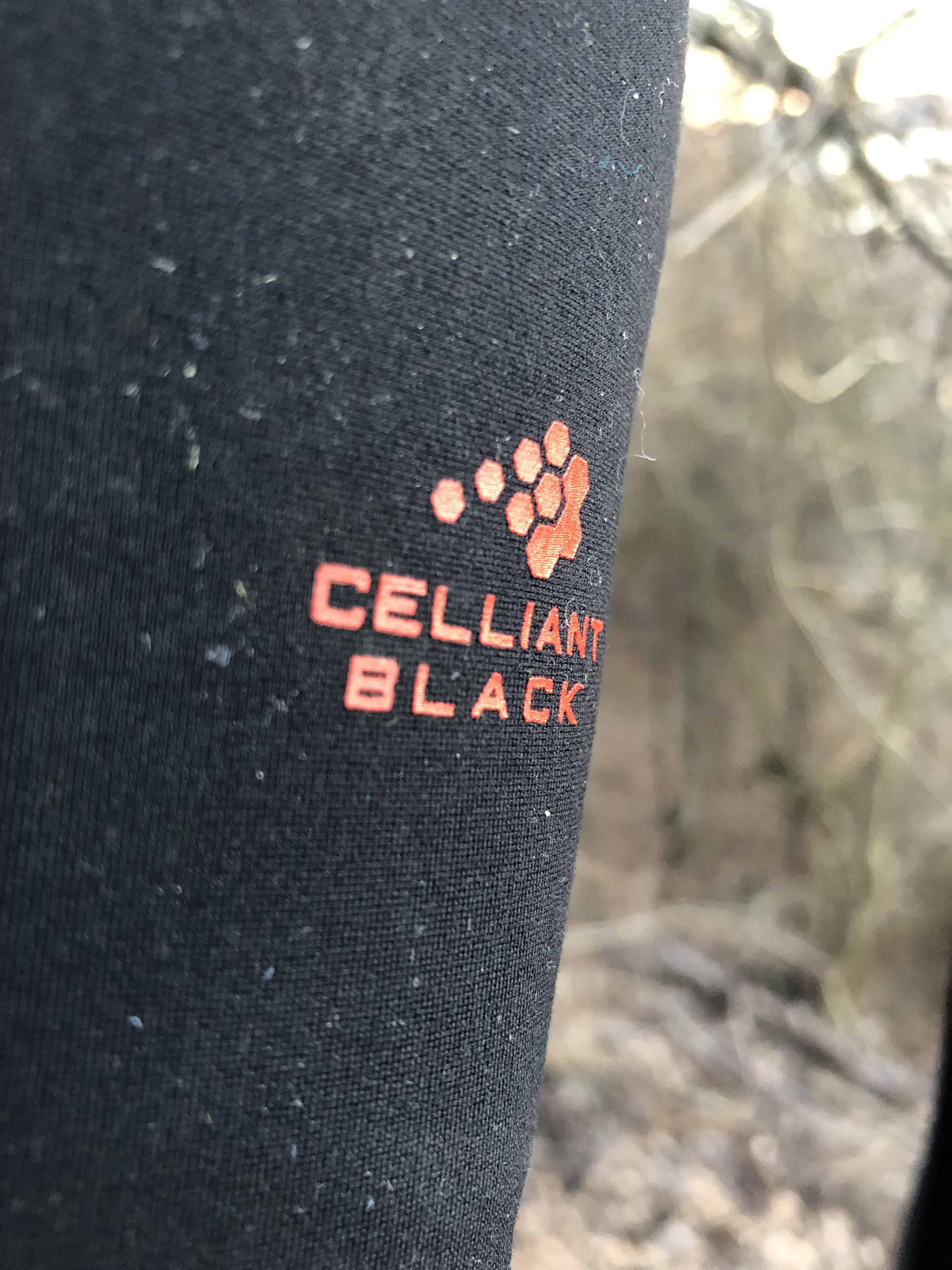 Xcel drylock celliant black